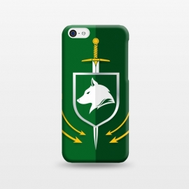 iPhone 5C  Legion of the Wolf by Alejandro Orjuela