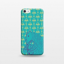 iPhone 5C  Bear Bear Bear by Alejandro Orjuela