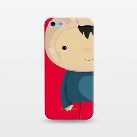 iPhone 5/5E/5s  Little Boy by Alejandro Orjuela ()