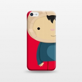 iPhone 5C  Little Boy by Alejandro Orjuela ()