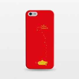 iPhone 5/5E/5s  Yellow Submarin by  ()