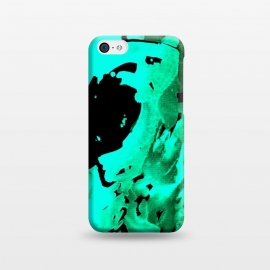 iPhone 5C  Aqua Wave by ANoelleJay ()