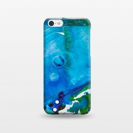 iPhone 5C  Ice Caps, Ice Bubbles, Environment by ANoelleJay ()