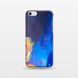 iPhone 5C  Mad Lucy's Golden Roses by ANoelleJay ()