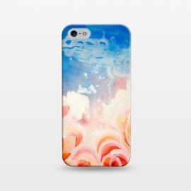 iPhone 5/5E/5s  Peachy Roses by ANoelleJay ()