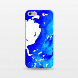 iPhone 5/5E/5s  Save The Water Watercolour by ANoelleJay ()
