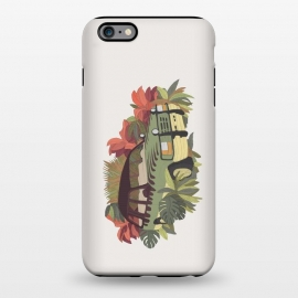 iPhone 6/6s plus  Jurassic Car by Julien Missaire
