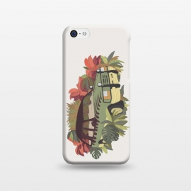 iPhone 5C  Jurassic Car by Julien Missaire ()