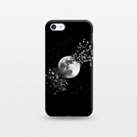 iPhone 5C  Moon Explosion by Julien Missaire