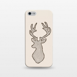 iPhone 5/5E/5s  My Deer Tree by Julien Missaire ()