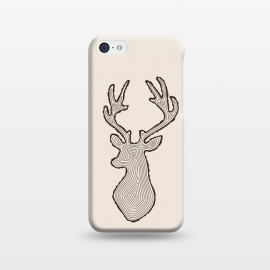 iPhone 5C  My Deer Tree by Julien Missaire