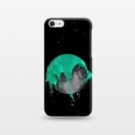 iPhone 5C  Slime Moon by Julien Missaire ()