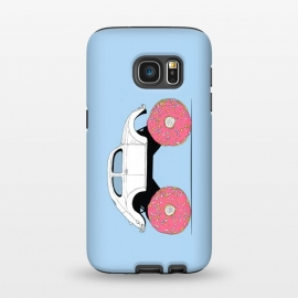 Galaxy S7  Trunkin' Donut by Julien Missaire