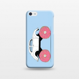 iPhone 5C  Trunkin' Donut by Julien Missaire