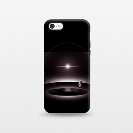 iPhone 5C StrongFit Black Hole by Steven Toang ()