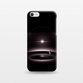 iPhone 5C  Black Hole by Steven Toang