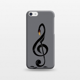 iPhone 5C  Black Swan's Melody by Steven Toang ()