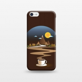 iPhone 5C  Coffee in Town by Steven Toang