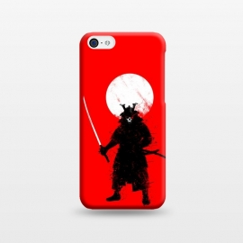 iPhone 5C  Ghost Samurai by Steven Toang