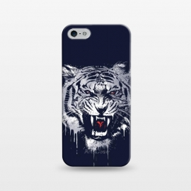 iPhone 5/5E/5s  Melting Tiger by Steven Toang ()