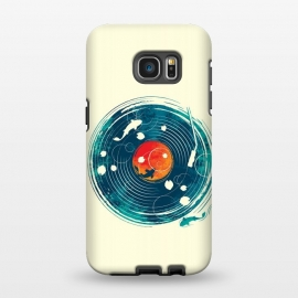 Galaxy S7 EDGE  Pond of Music by Steven Toang