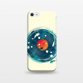 iPhone 5C  Pond of Music by Steven Toang