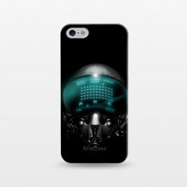 iPhone 5/5E/5s  Space Invasion by Steven Toang