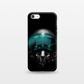 iPhone 5C  Space Invasion by Steven Toang