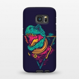 Galaxy S7  Space Rex by Steven Toang