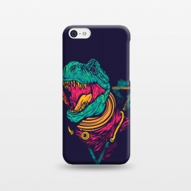 iPhone 5C  Space Rex by Steven Toang ()