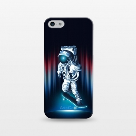 iPhone 5/5E/5s  Space Skater by Steven Toang