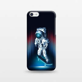 iPhone 5C  Space Skater by Steven Toang
