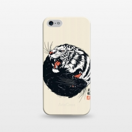 iPhone 5/5E/5s  Taichi Tiger by Steven Toang ()