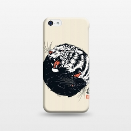iPhone 5C  Taichi Tiger by Steven Toang ()