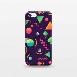 iPhone 5C StrongFit The 90's by Steven Toang ()