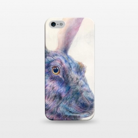 iPhone 5/5E/5s  Black Rabbit by Brandon Keehner ()