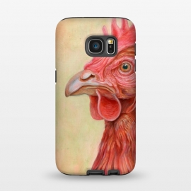Galaxy S7  Chicken by Brandon Keehner