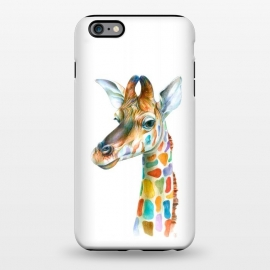 iPhone 6/6s plus  Colorful Giraffe by Brandon Keehner