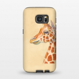 Galaxy S7  Giraffe Profile by Brandon Keehner