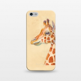 iPhone 5/5E/5s  Giraffe Profile by Brandon Keehner ()