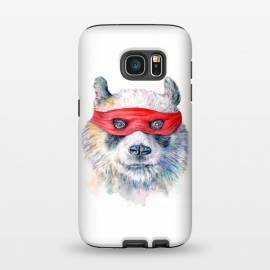 Galaxy S7  Panda by Brandon Keehner
