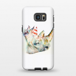 Galaxy S7 EDGE  Rhino's Birthday by Brandon Keehner