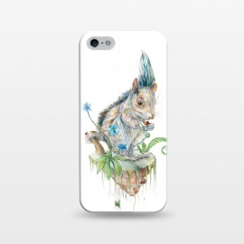 iPhone 5/5E/5s  Squirrel by Brandon Keehner