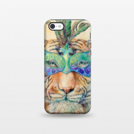 iPhone 5C  Tiger by Brandon Keehner