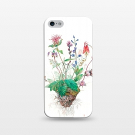 iPhone 5/5E/5s  Wildflowers by  ()