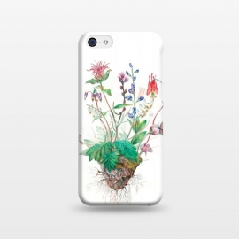 iPhone 5C  Wildflowers by Brandon Keehner