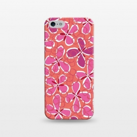 iPhone 5/5E/5s  Rosa by Kimrhi Studios ()