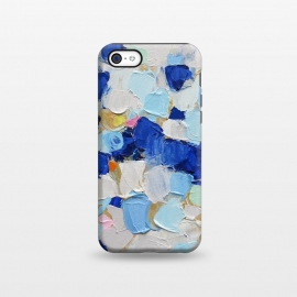 iPhone 5C  Amoebic Party by Ann Marie Coolick