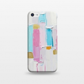 iPhone 5C  Cool Rhizome by Ann Marie Coolick ()