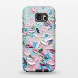 Galaxy S7 EDGE  Disctrict Blooms by Ann Marie Coolick